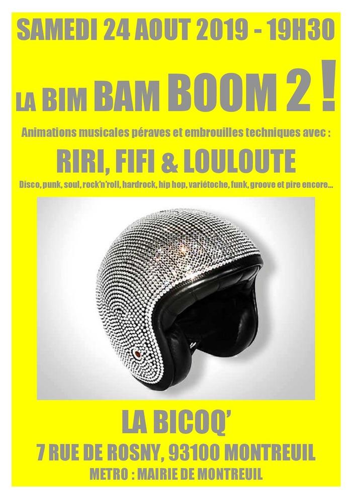 LA BIM BAM BOUM ! #2