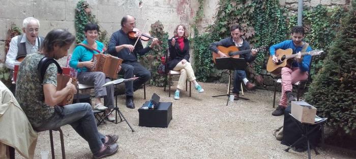 Journées du patrimoine 2018 - La Boit'aFolk en concert à la Maison Descartes
