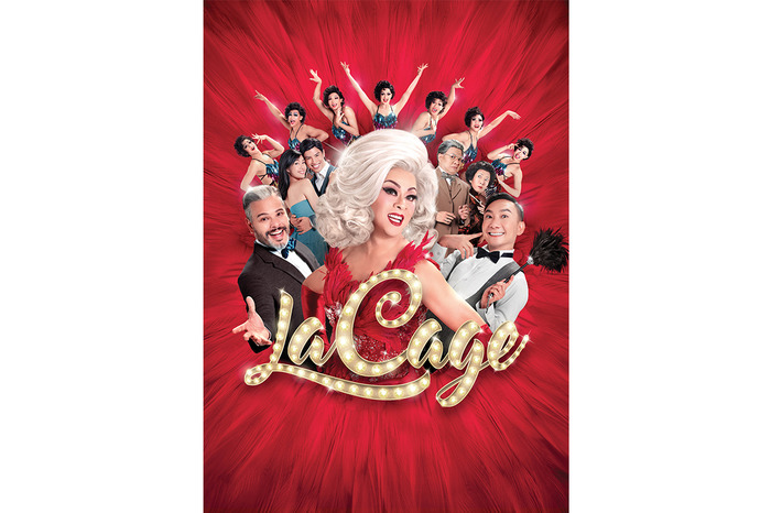 LA CAGE AUX FOLLES by W!LD RICE