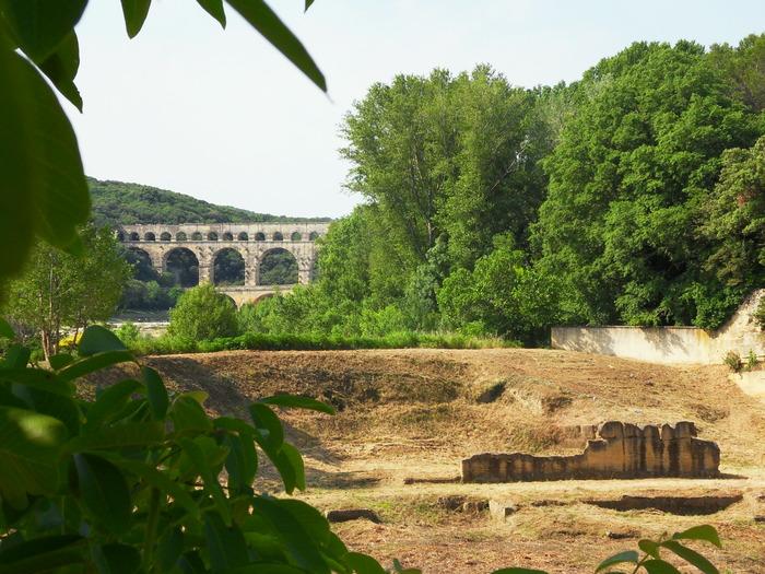 Journées du patrimoine 2018 - La Carrière de l'Estel : découvrir le pont du Gard autrement !