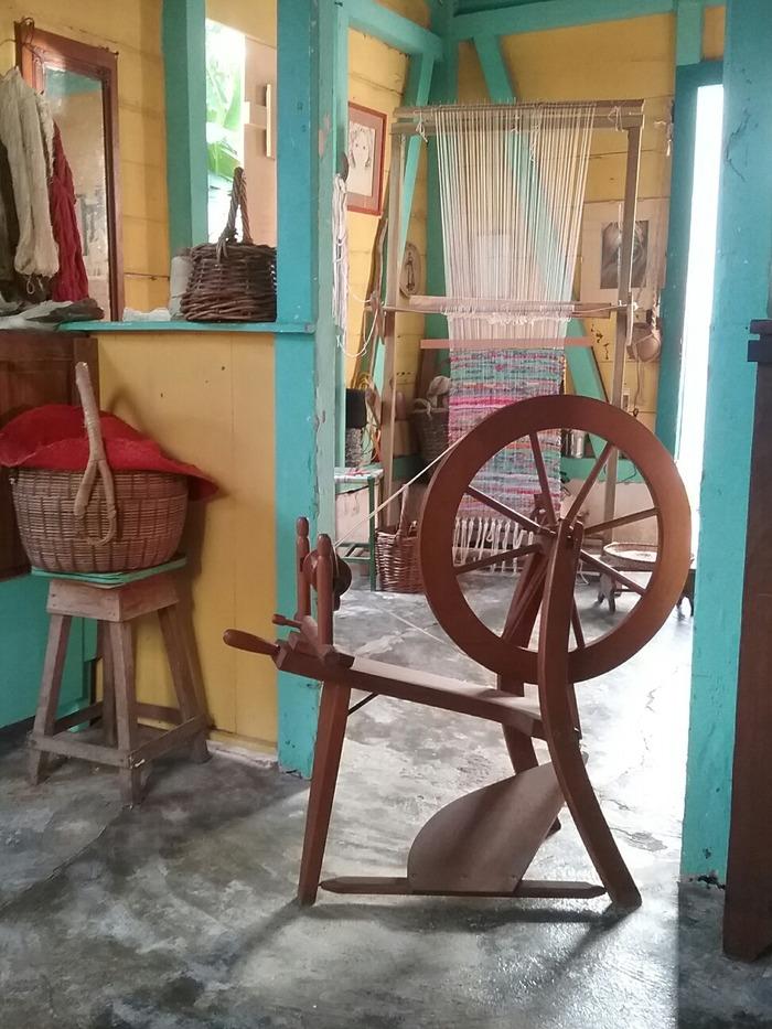 Journées du patrimoine 2017 - La case créole