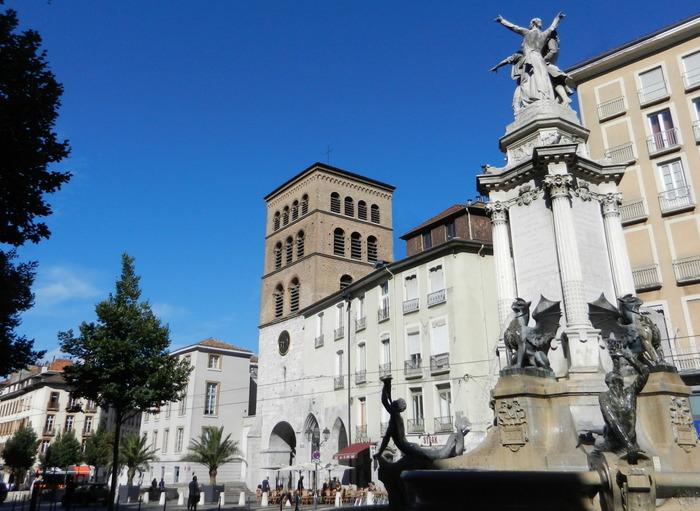 Journées du patrimoine 2018 - Visite de la cathédrale Notre-Dame et de son cloître.