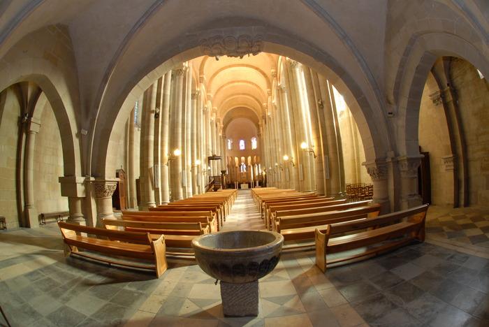 Journées du patrimoine 2018 - Visite commentée de la cathédrale Saint-Apollinaire.