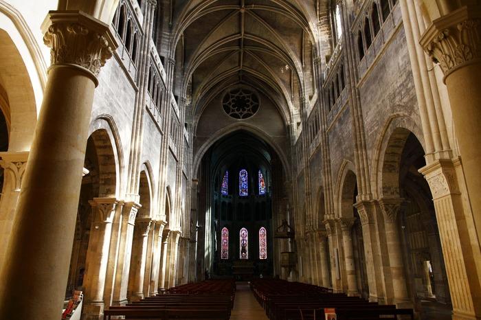 Journées du patrimoine 2018 - La Cathédrale Saint-Vincent