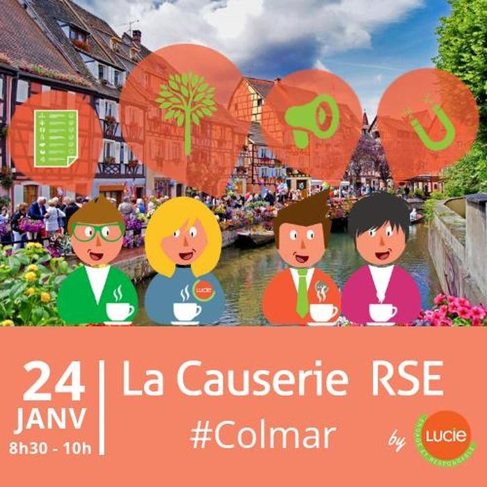 La causerie RSE #Colmar