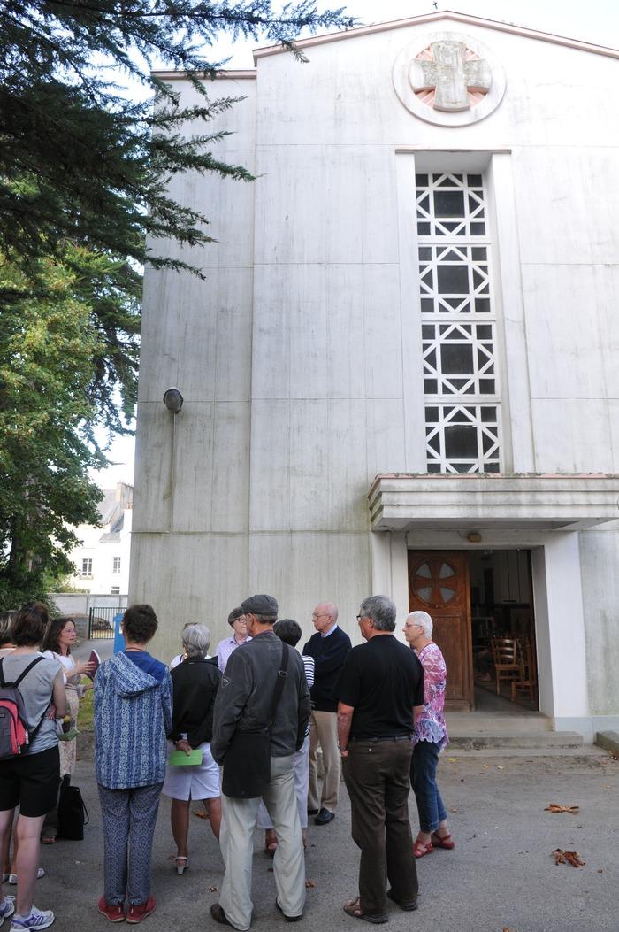 Journées du patrimoine 2018 - La chapelle Calmette