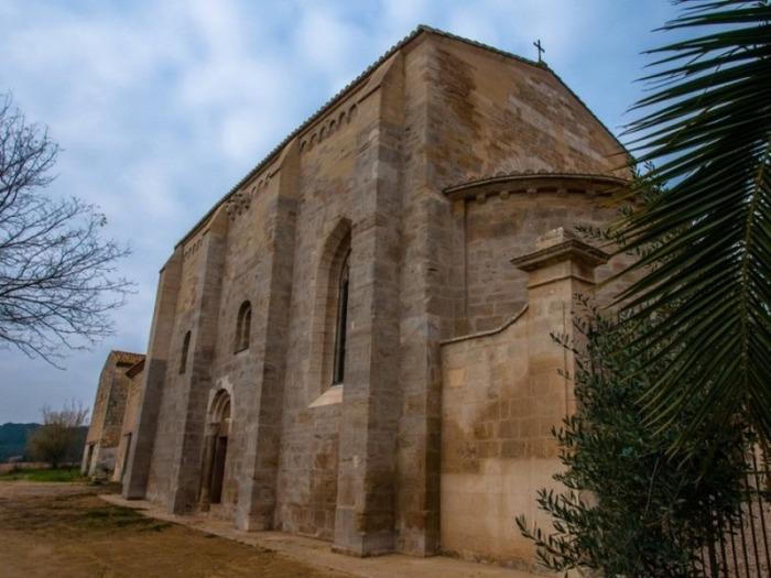 Journées du patrimoine 2017 - La chapelle de Broussan