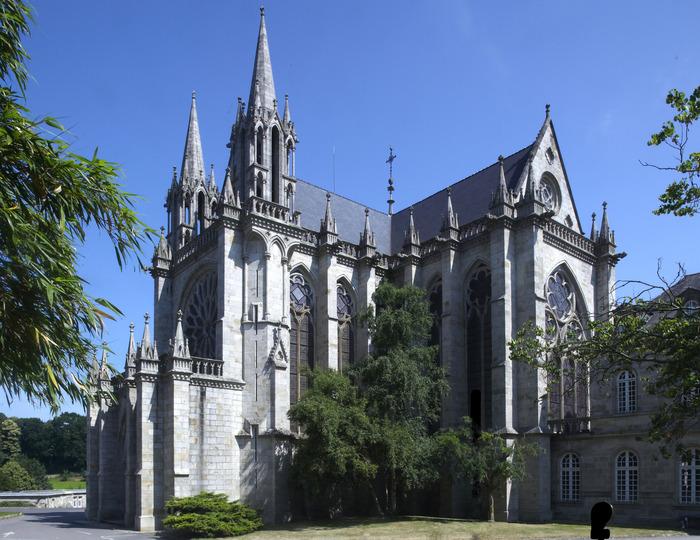 Journées du patrimoine 2017 - La chapelle de l'hôpital des Saint-Jean de Dieu