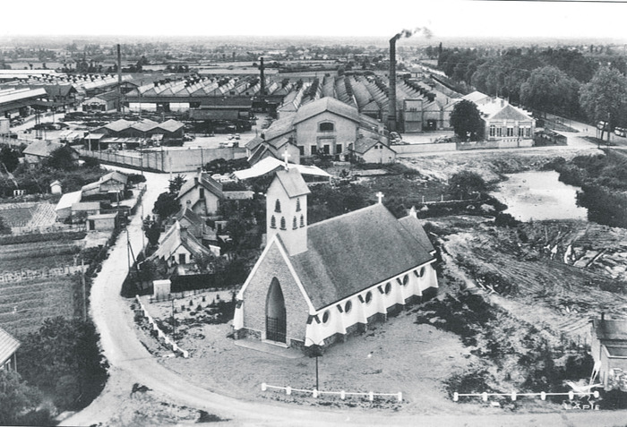 Journées du patrimoine 2018 - La Chapelle de Saint-Denis