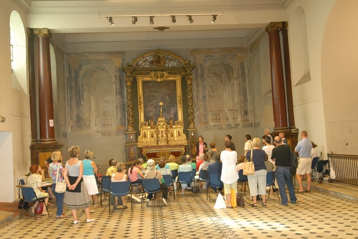 Crédits image : Service Patrimoine - Pays d'art et d'histoire