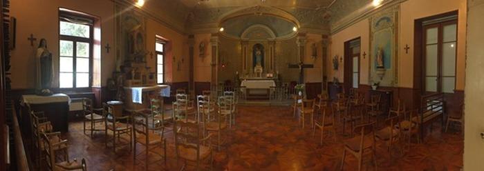Journées du patrimoine 2017 - La chapelle des Trinitaires