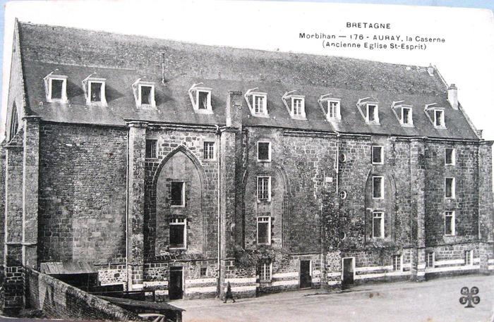 Journées du patrimoine 2018 - La chapelle du Saint-Esprit, plus vieil édifice d'Auray