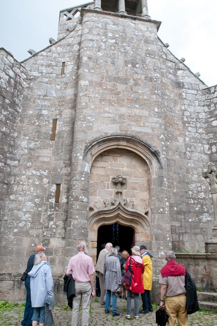 Journées du patrimoine 2018 - La chapelle Saint-Christophe