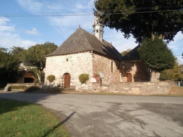 Journées du patrimoine 2018 - La chapelle Sainte-Anne de Ropenard, un lieu vivant et un lieu de mémoire