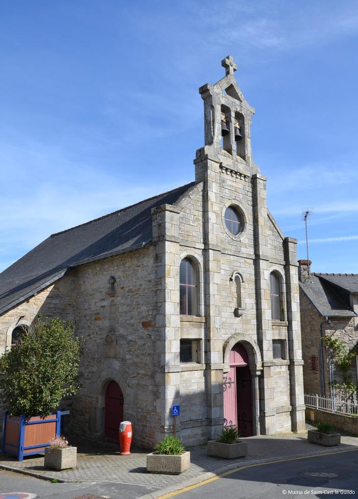 Journées du patrimoine 2017 - La chapelle Sainte-Blanche à Saint-Cast le Guildo