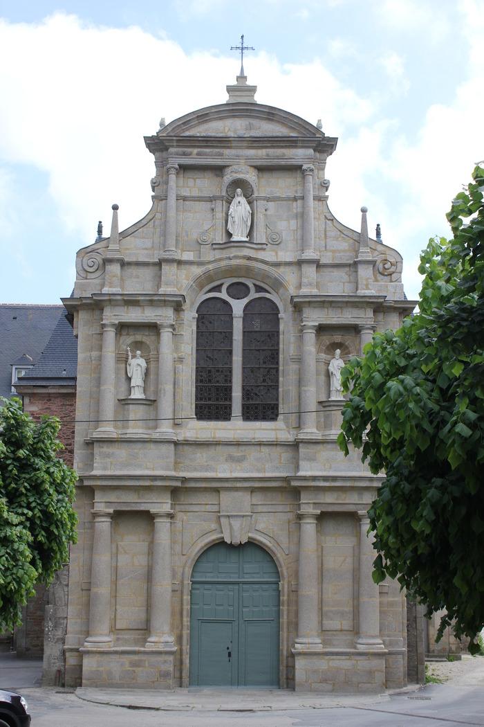 Journées du patrimoine 2017 - Visite - La Chapelle Sainte-Catherine