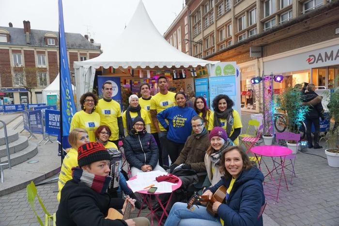 La citoyenneté européenne vue par la génération Erasmus +