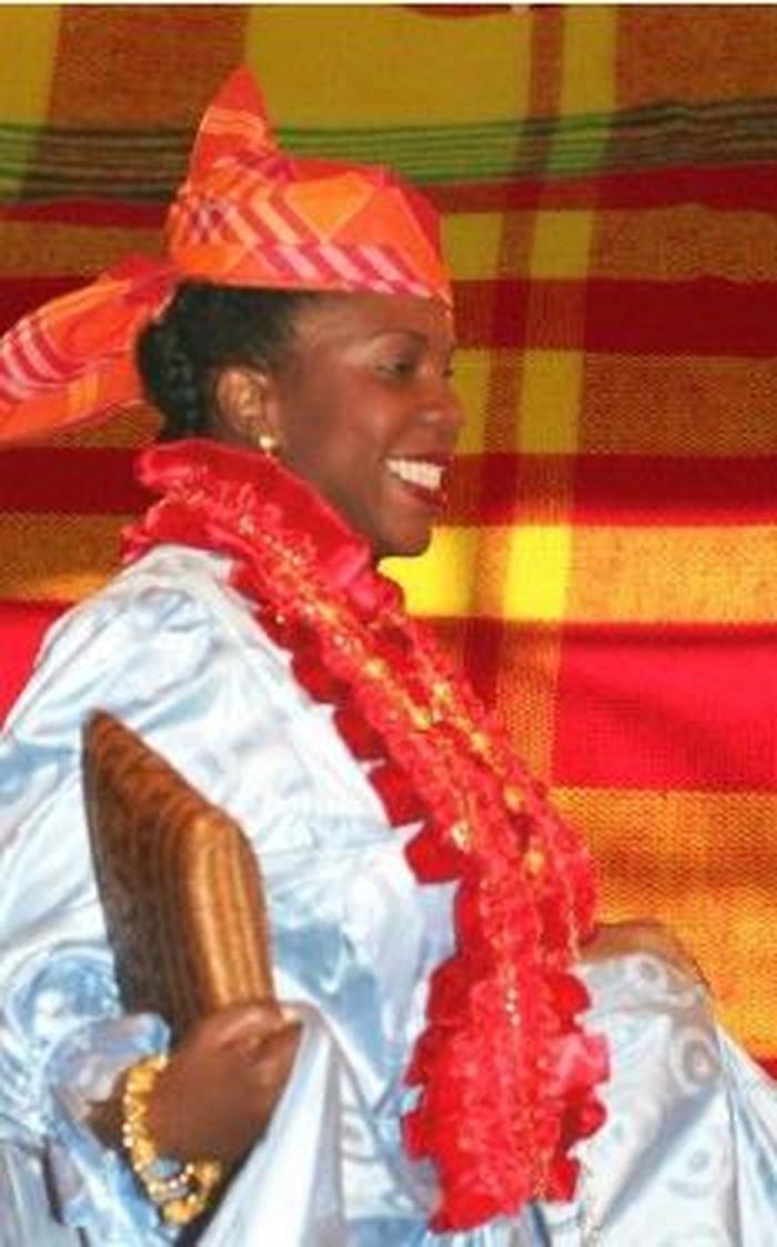 Journées du patrimoine 2018 - La coiffe Guyanaise - Lachat timoun