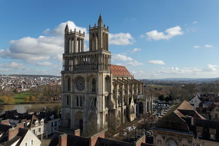 Crédits image : © La collégiale Notre-Dame, société Altelia, Didier Blavette