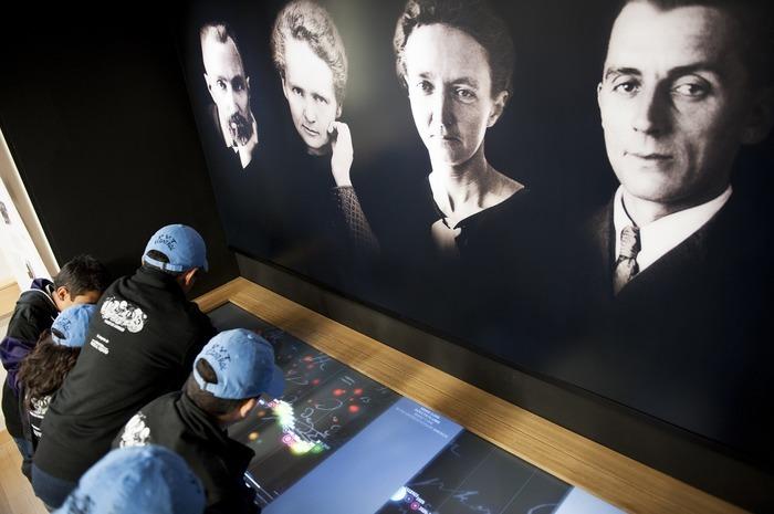 Crédits image : Sacha Lenormand/Musée Curie