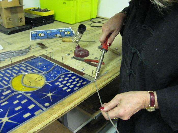 Journées du patrimoine 2017 - La création et la restauration de vitraux : de l'artisanat à l'état pur