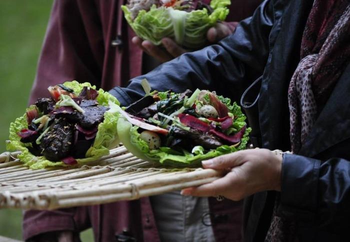 Journées du patrimoine 2018 - La cuisine d'Homo sapiens !