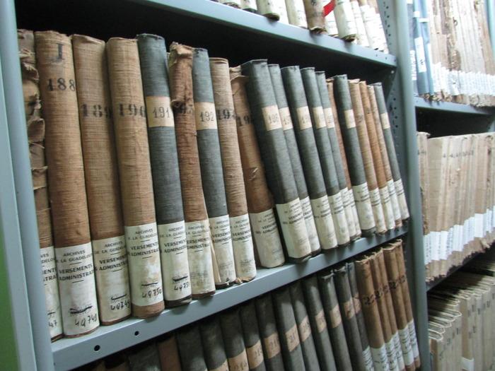 Journées du patrimoine 2018 - La fabrique de la généalogie