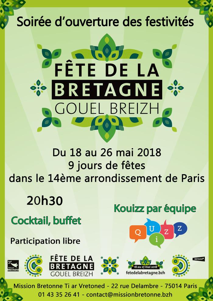La Fête de la Bretagne avec la Mission Bretonne, c'est parti !