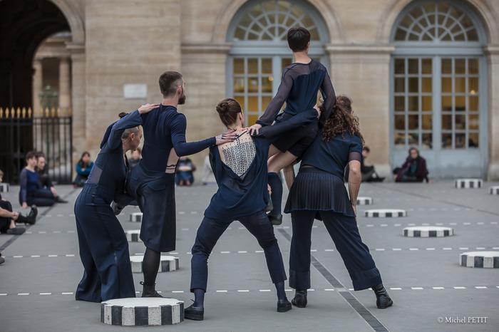 Journées du patrimoine 2018 - La danse contemporaine s'invite au Jardin des Arts : spectacle la Figure du Baiser