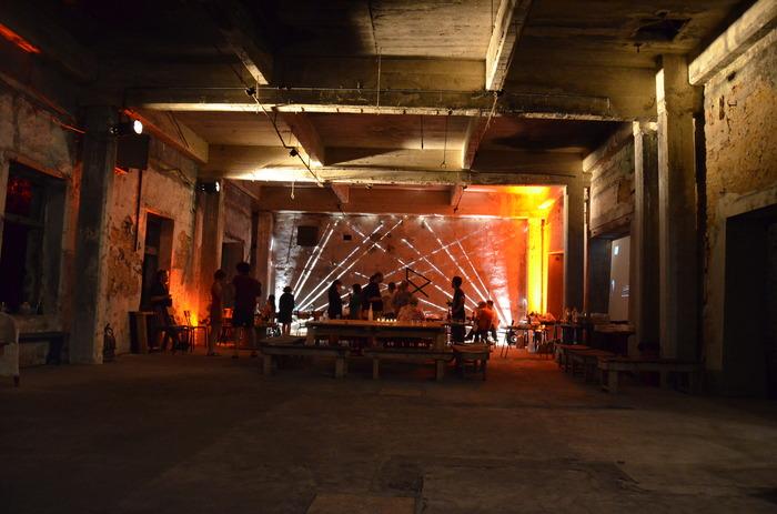Journées du patrimoine 2018 - La filature de Ligugé : lieu de partage et de collaboration