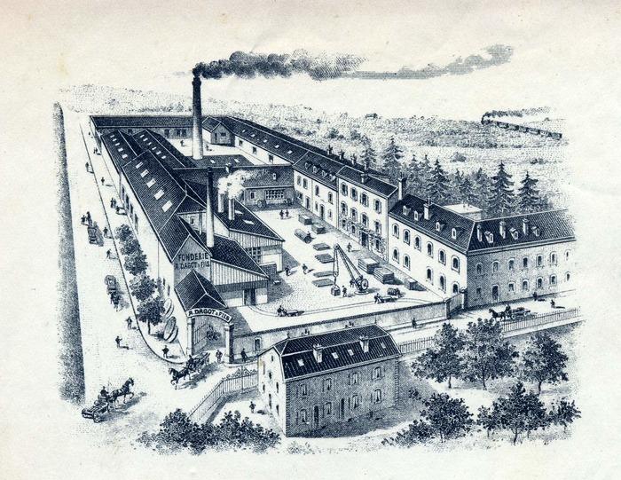 Journées du patrimoine 2017 - La Fonderie à Arc-lès-Gray