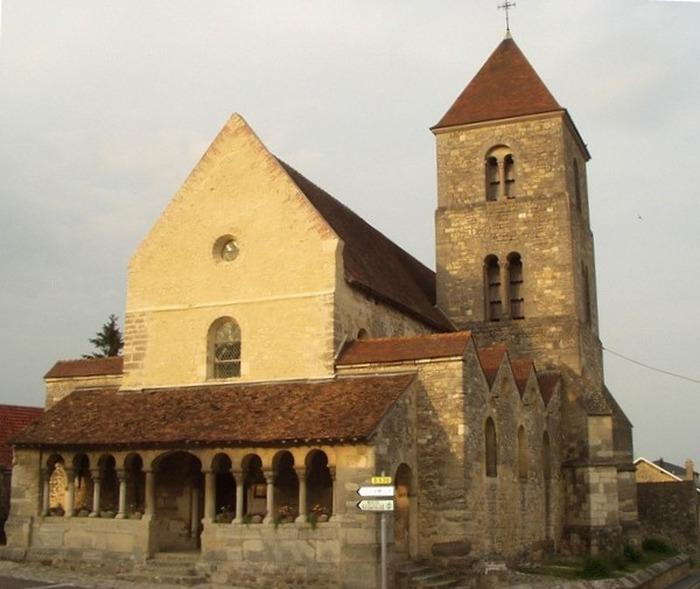 Journées du patrimoine 2018 - Exposition à l'église Notre-Dame et Saint-Nicaise