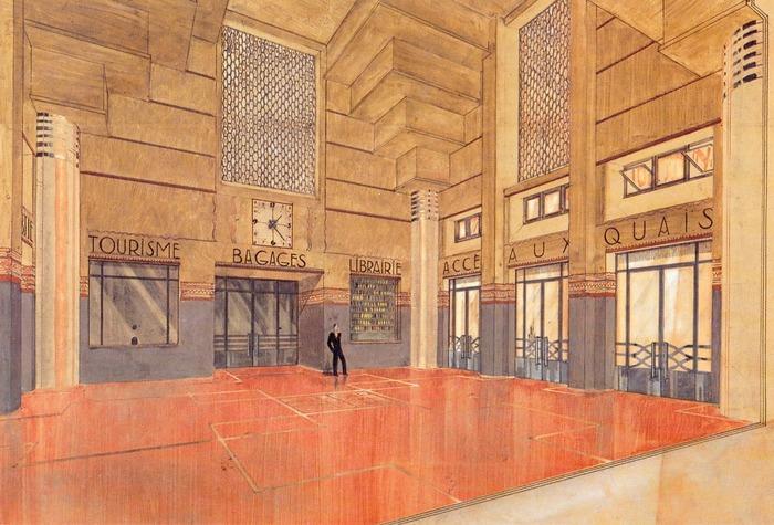 Journées du patrimoine 2017 - La Gare de Dinan