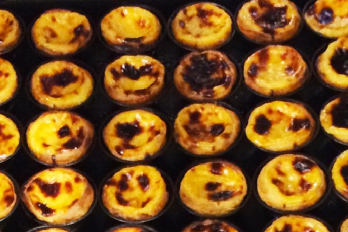 La gastronomie portugaise dans les rues de Paris