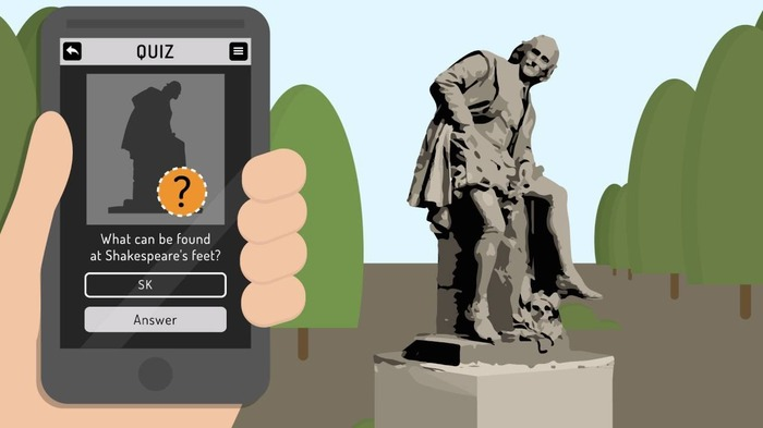 Journées du patrimoine 2018 - La grande chasse au trésor de la Maison de l'Europe des Yvelines