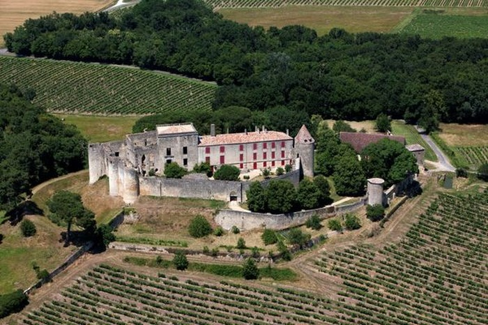 Crédits image : © Château de Benauge