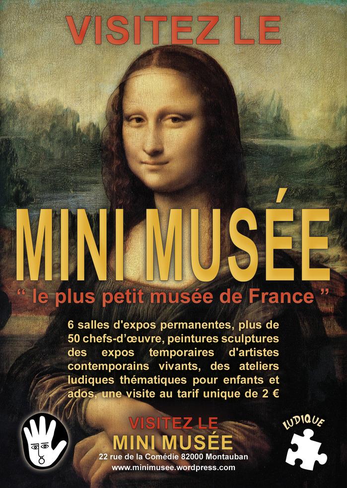 Journées du patrimoine 2017 - La Joconde de Montauban