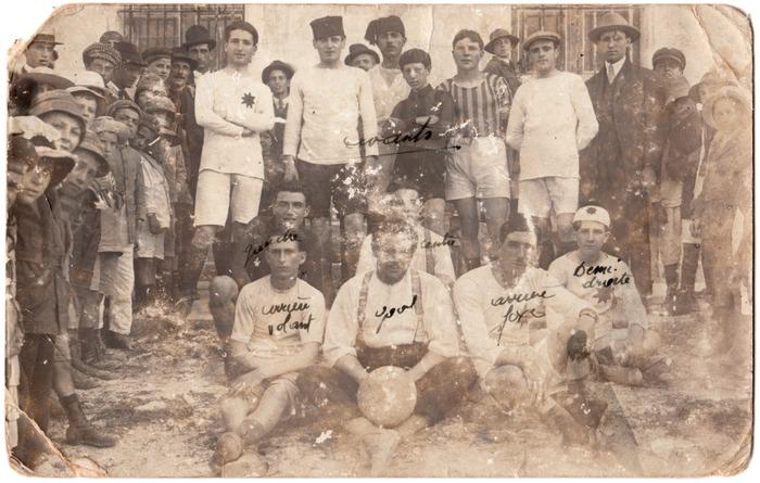 Journées du patrimoine 2017 - La JSB, un club de football entre sport, histoire et patrimoine