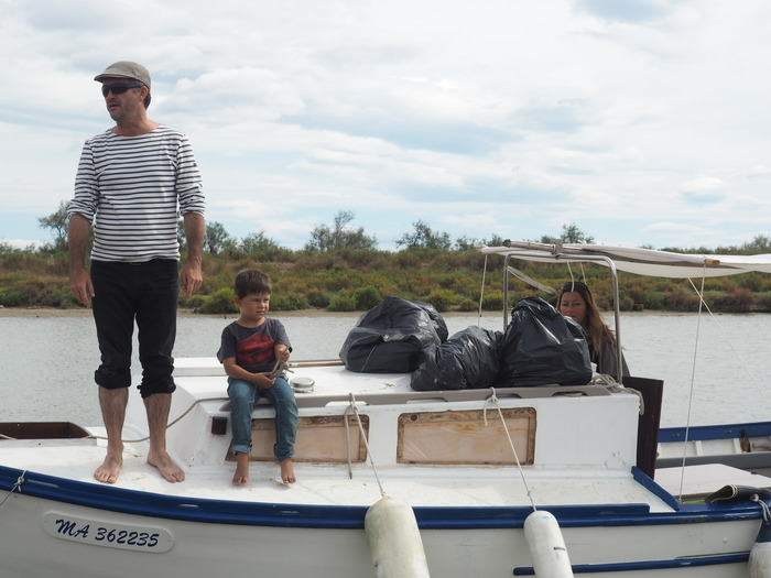 Journées du patrimoine 2017 - La lagune, lien entre la mer, la terre et les hommes