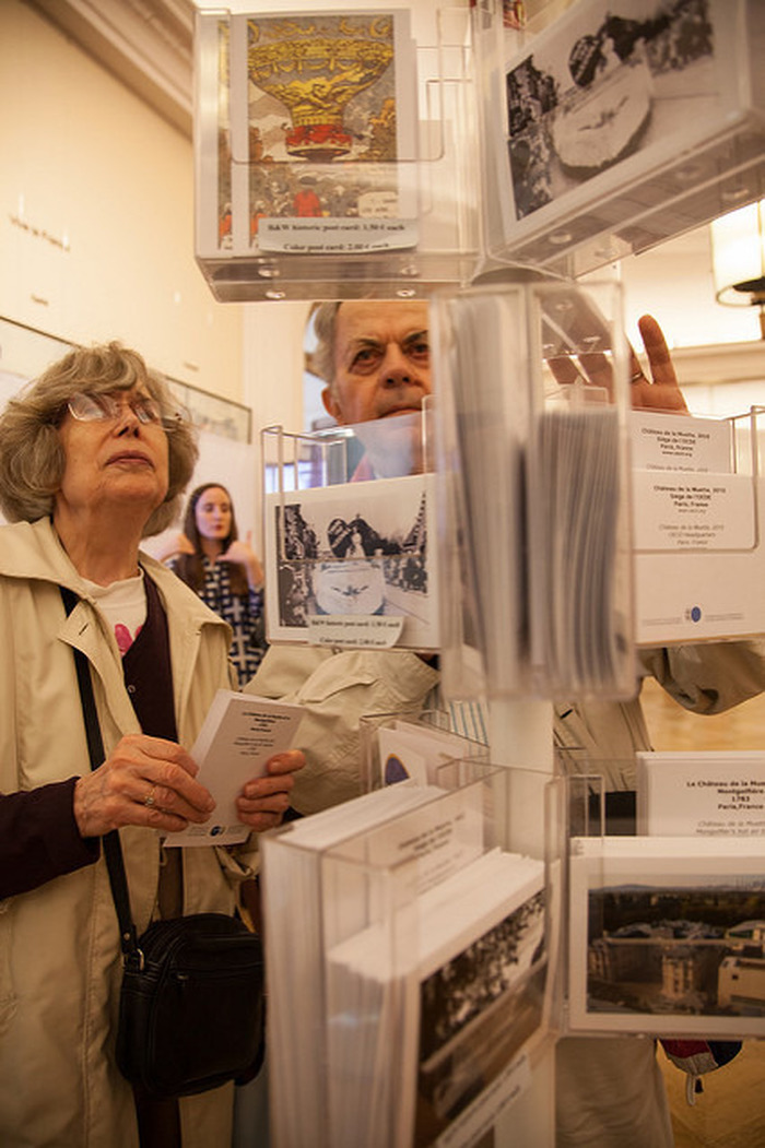 Journées du patrimoine 2018 - La Librairie de l'OCDE vous accueille pendant les Journées européennes du patrimoine