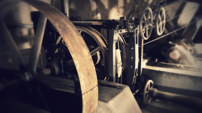 Journées du patrimoine 2018 - La machinerie du Funiculaire de Bregille