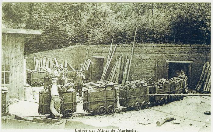 Journées du patrimoine 2018 - La mine de fer marbichonne
