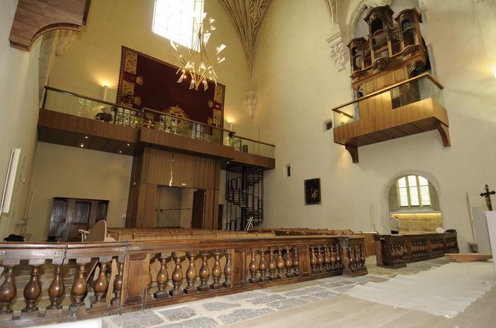 Journées du patrimoine 2017 - Le mobilier contemporain de la Sainte-Chapelle