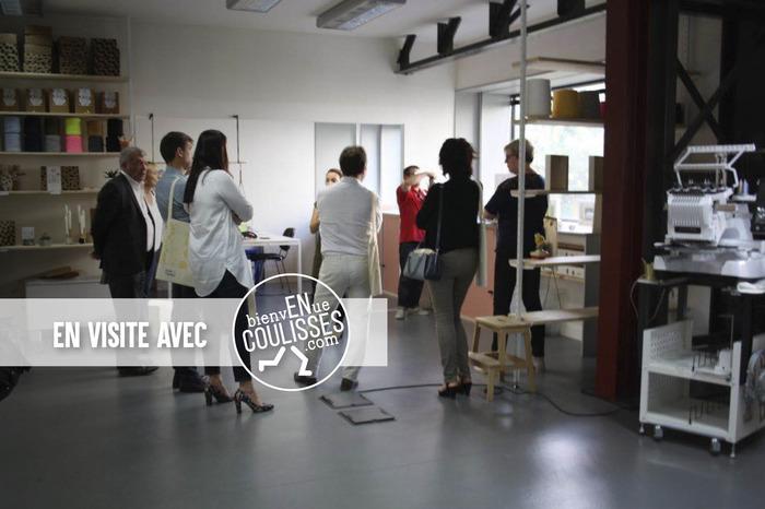 Visite des ateliers Sew&Laine : La mode de demain, responsable et engagée