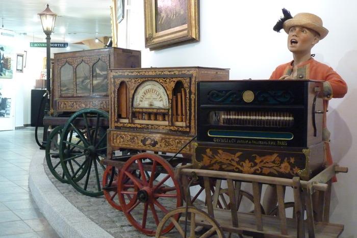 Crédits image : Musée de la Musique Mécanique Les Gets