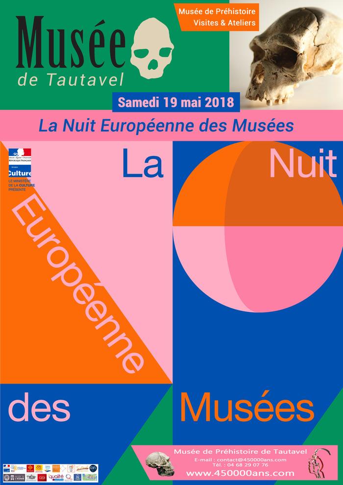 La NDM18 au Musée de Préhistoire de Tautavel