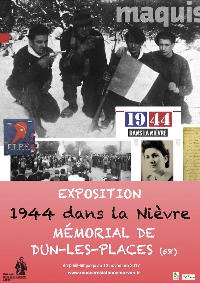 Crédits image : Morvan terre de Résistances-ARORM