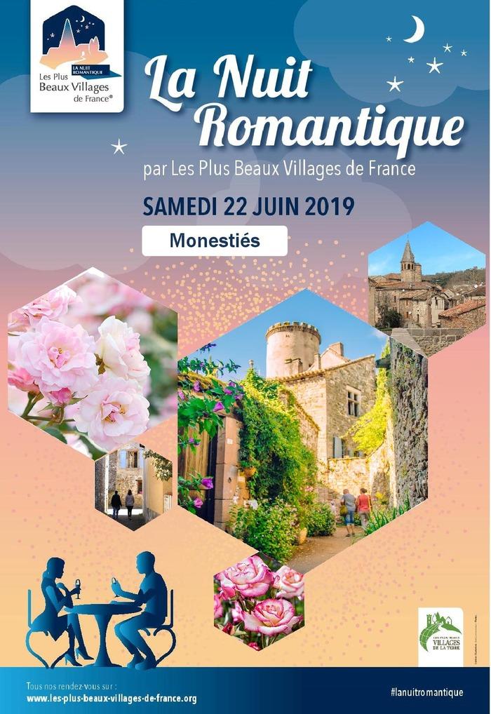 La Nuit Romantique à Monestiés