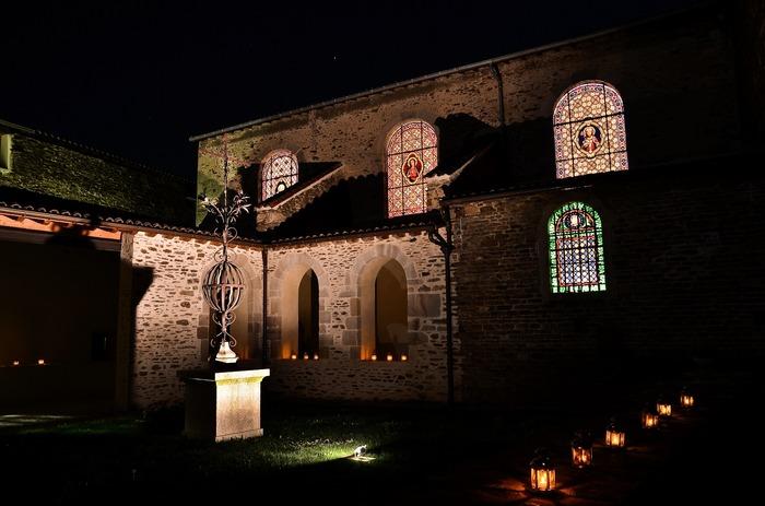 La Nuit Romantique à Sainte-Croix-en-Jarez