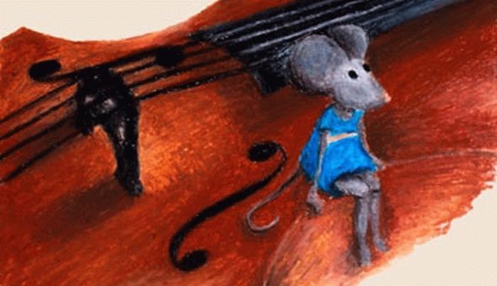 La petite souris et le monde qui chante, par Agnès Doherty